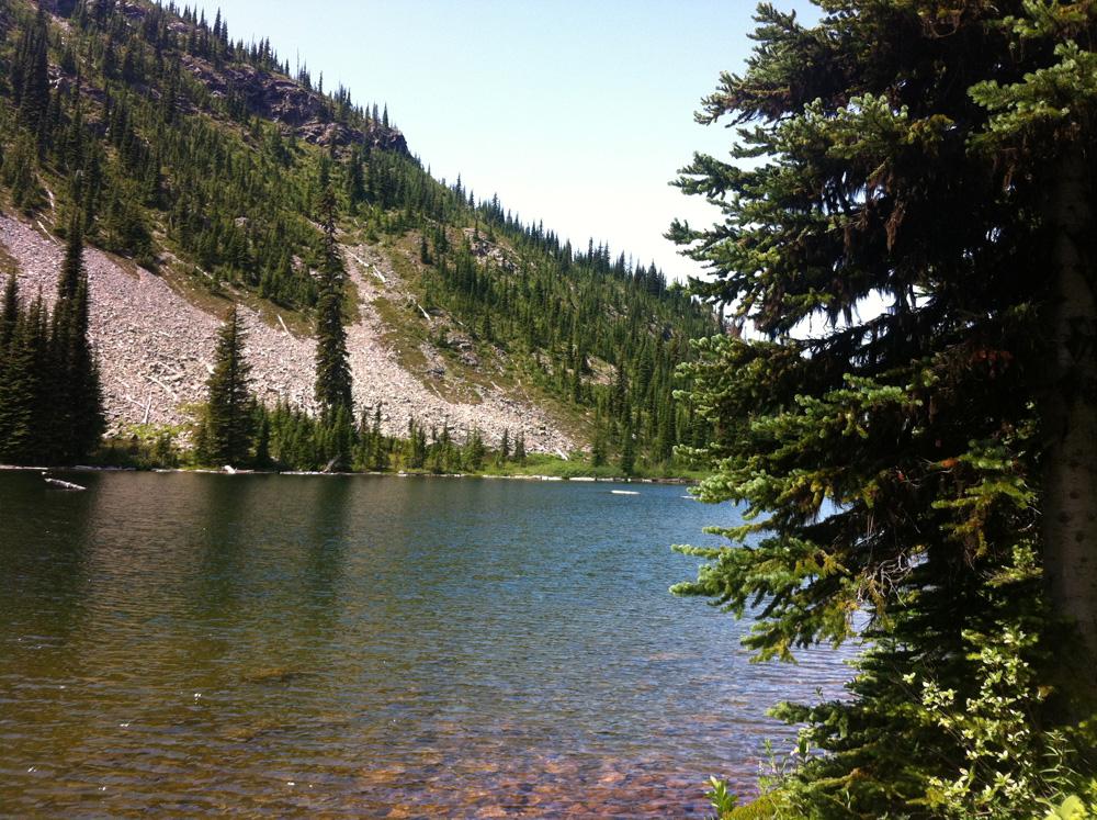 Nicomen Lake, Manning Park, BC